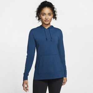 Nike Women's Yoga Dri-FIT Tunic Cover-Up Hoodie